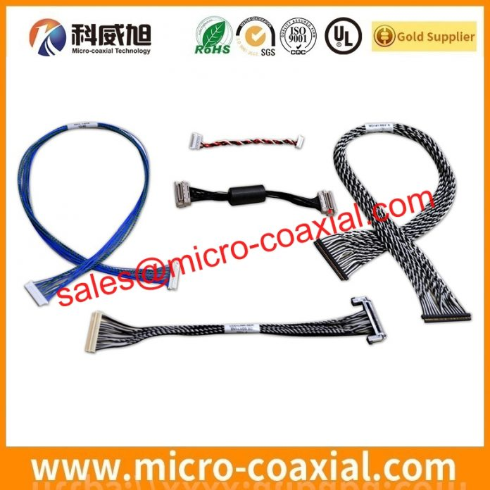 Built I-PEX 20849-040E-01 micro coax cable I-PEX 20380-R30T-06 Display cable assemblies Supplier.JPG