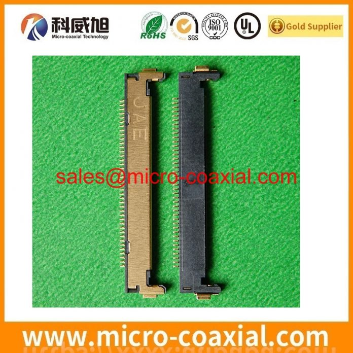 Built I-PEX 2367-020 fine pitch cable I-PEX 20338-Y30T-01F lcd cable assembly vendor