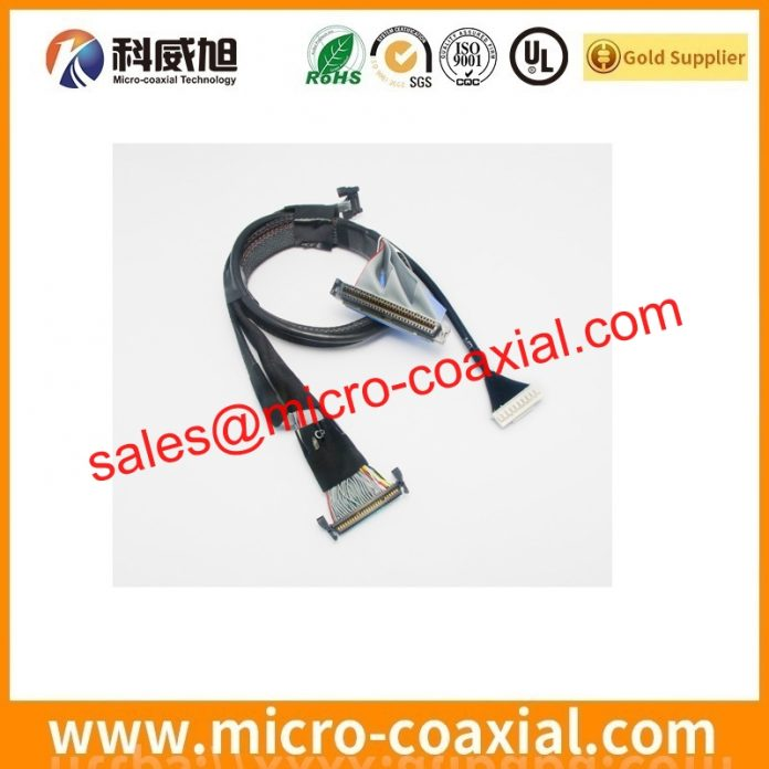 Built LC520WU1-SLA1 TTL cable High Reliability LVDS cable eDP cable Assembly