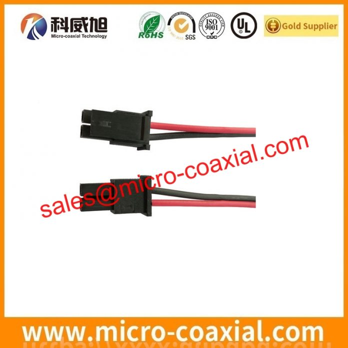 Built LM300W01-STA2 Mini LVDS cable High Reliability LVDS cable eDP cable Assemblies