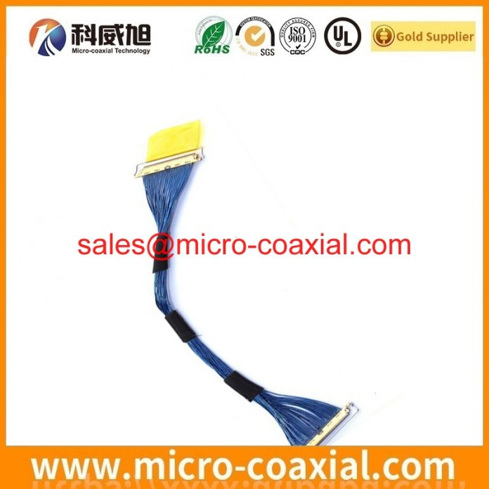 Built LTN121XA-L01 eDP cable high quality LVDS eDP cable assemblies