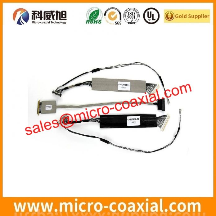Built LTN140AT26-804 eDP cable high-quality LVDS eDP cable assemblies.JPG