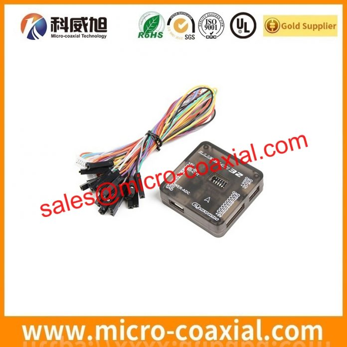 Custom FLC48SXC8V-12F eDP cable High quality LVDS eDP cable Assemblies