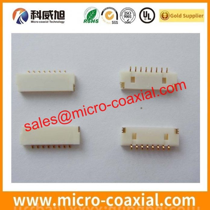 Custom I-PEX 20321 MFCX cable I-PEX 20878-030T-01 panel cable Assembly Manufacturer.JPG