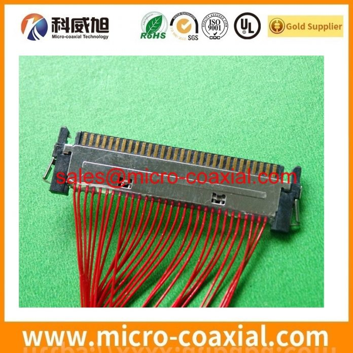 Custom LC260WXN-SBA3 Mini LVDS cable high quality LVDS cable eDP cable assemblies