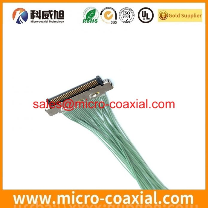 Custom LTN156AT15-C01 Mini LVDS cable High quality LVDS cable eDP cable Assembly