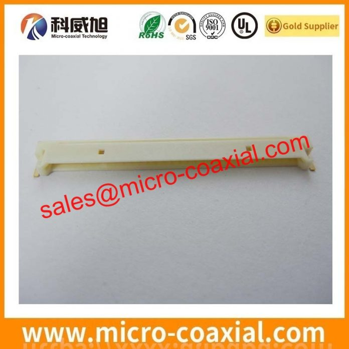 I-PEX 20268 thin coaxial cable Assemblies widly used Aircraft Cockpit Instrumentation Built I-PEX CABLINE-UM LVDS cable eDP cable Chinese.JPG