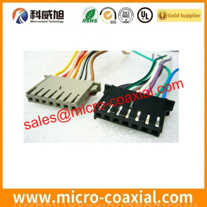 I-PEX 20323-030E-12 ultra fine cable Assembly widly used Notebooks customized I-PEX 20531-050T-02 LVDS cable eDP cable Germany
