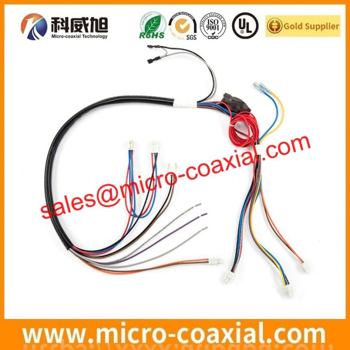 I-PEX 20323-040E-12 fine pitch cable assembly widly used Automobile Instrumentation Built I-PEX 20454-320T eDP LVDS cable UK