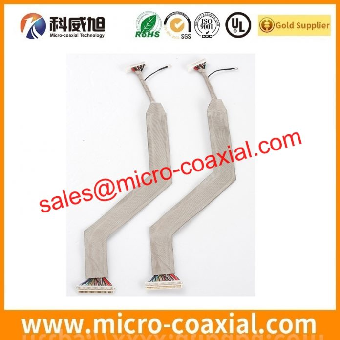 I-PEX 20327-030E-12S micro-miniature coaxial cable assembly widly used Consumer Products Custom I-PEX 20790 LVDS cable eDP cable Taiwan