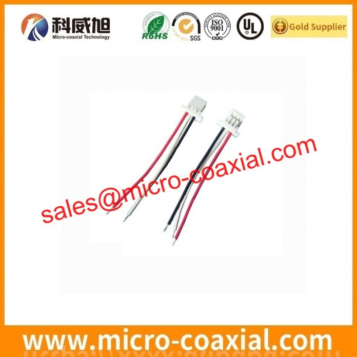 I-PEX 20439-050E-01 SGC cable Assembly widly used Test Measurement Equipment customized I-PEX 20531-030T-02 LVDS cable eDP cable india