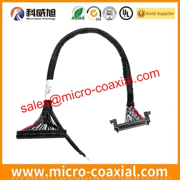 I-PEX 2047-0251 Micro Coaxial cable Assembly widly used Tablet PCs Built I-PEX 20373-R10T-06 LVDS cable eDP cable Germany