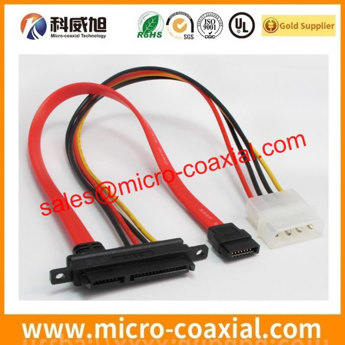 I-PEX 20496-050-40 fine pitch harness cable assembly widly used Industrial Applications Built I-PEX 20846 LVDS cable eDP cable Chinese