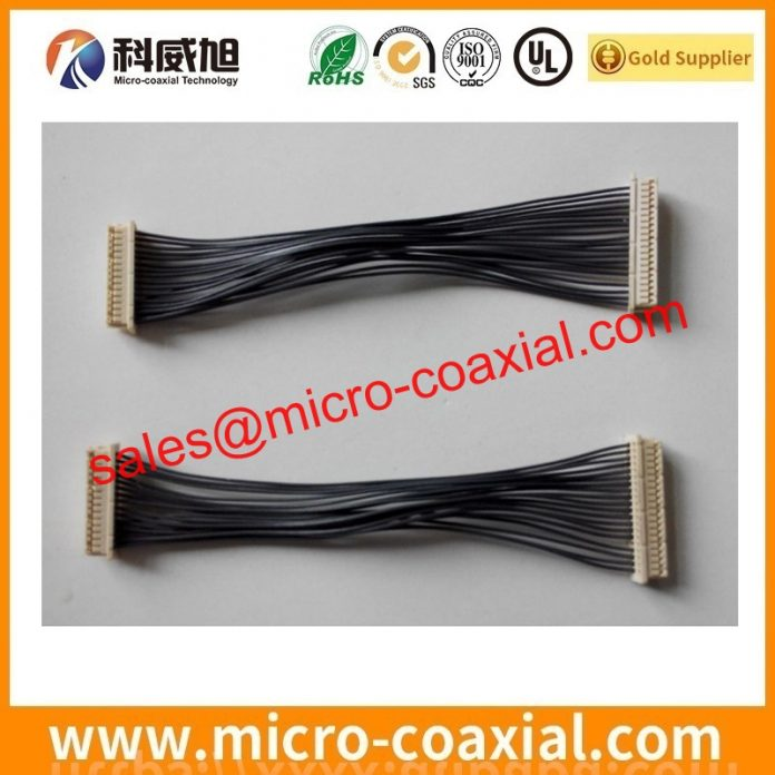 I-PEX 20498-050E-41 Micro-Coax cable Assemblies widly used Medical Instrumentation custom I-PEX 20229-020T-F eDP LVDS cable india