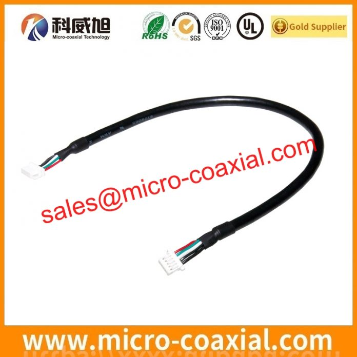 I-PEX 20679-030T-01 ultra fine cable assembly widly used Smart Appliances Custom I-PEX 20152-020U-20F LVDS eDP cable Taiwan