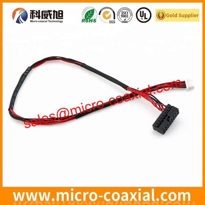 I-PEX 20728-030T-01 micro wire cable assemblies widly used Medical Electronics Custom I-PEX 20633-360T-01S LVDS cable eDP cable Taiwan