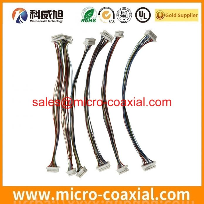 I-PEX 20777-040T-01 fine micro coaxial cable assemblies widly used Notebooks Custom I-PEX 20474-030E-12 LVDS cable eDP cable india