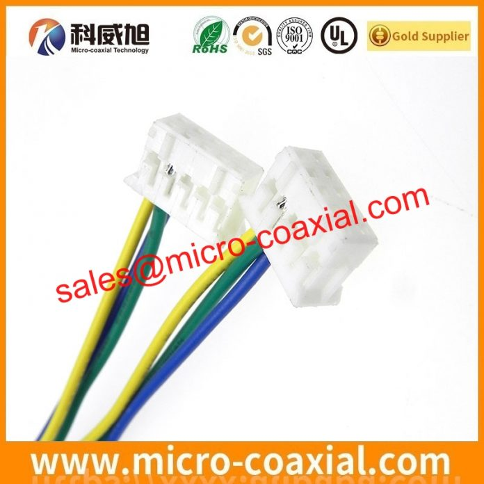 I-PEX 2367-020 ultra fine cable assembly widly used Smart Appliances Manufactured I-PEX 3204-0401 LVDS cable eDP cable Taiwan