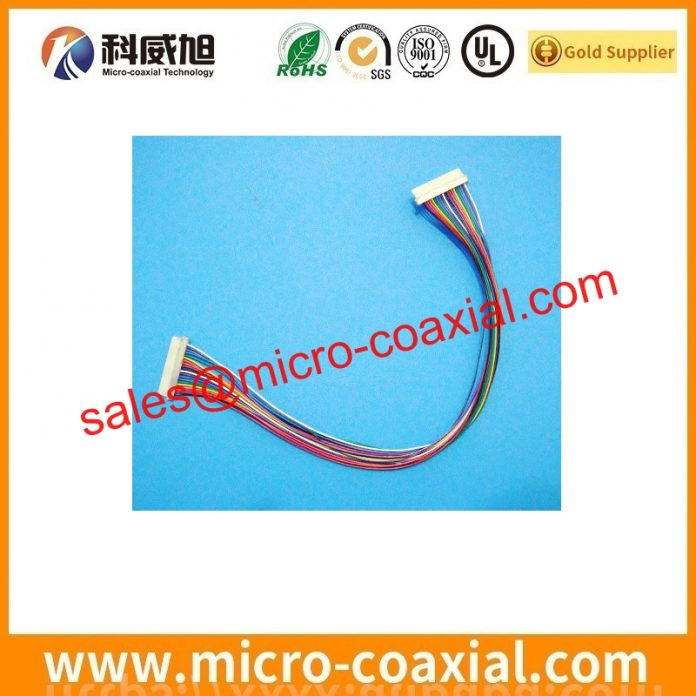 Manufactured I-PEX 20345-040T-32R micro wire cable I-PEX 20322-040T-11 Screen cable Assemblies Manufactory.JPG