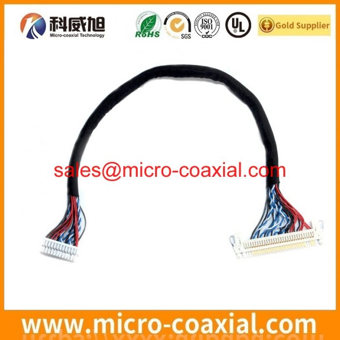 Manufactured I-PEX 20423-H31E fine wire cable I-PEX 1653 Display cable assemblies Provider