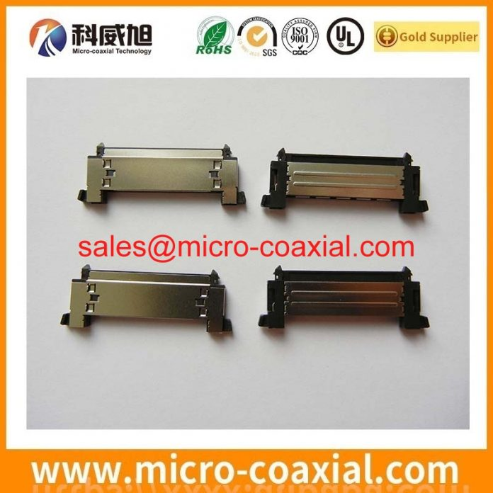 Manufactured I-PEX 20454-240T fine pitch harness cable I-PEX 2182-010-03 V-by-One cable Assembly Provider.JPG