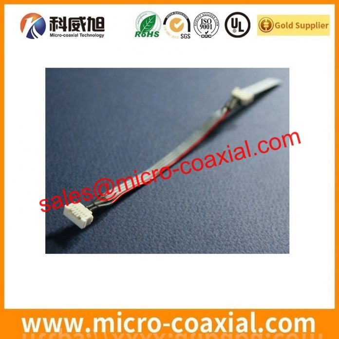 Manufactured I-PEX 20473-030T-10 board-to-fine coaxial cable I-PEX 20346-030T-32R lcd cable assembly Vendor