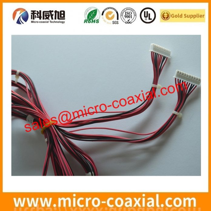 Manufactured LC320W01-SL07 Mini LVDS cable High-Quality LVDS eDP cable Assemblies
