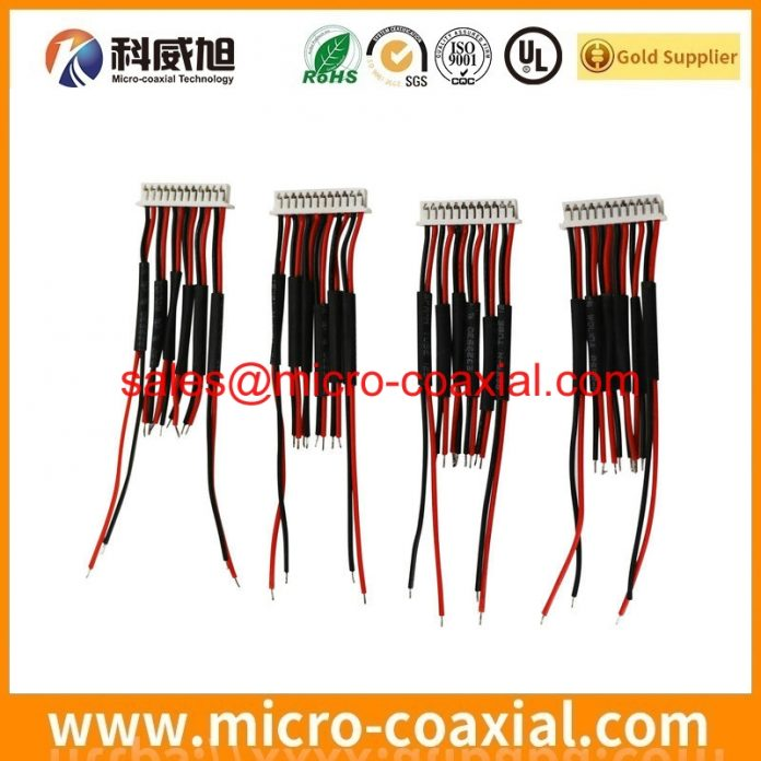 Manufactured LC370W01-A5 Mini LVDS cable High quality eDP LVDS cable Assembly