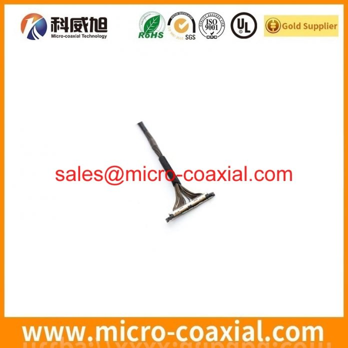 Manufactured LTA520HB03-001 MIPI cable High Reliability LVDS cable eDP cable Assemblies