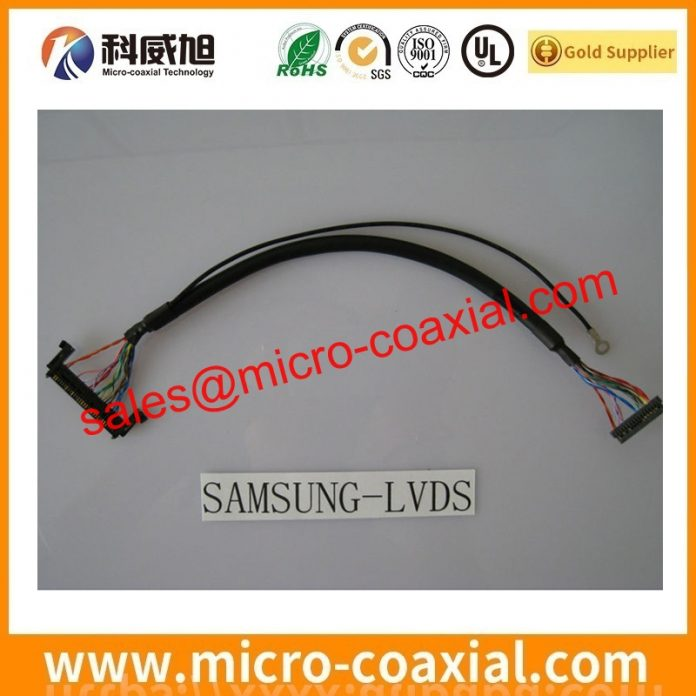 Manufactured QD32HL02 Rev.01 LVDS cable high-quality eDP LVDS cable assembly.JPG