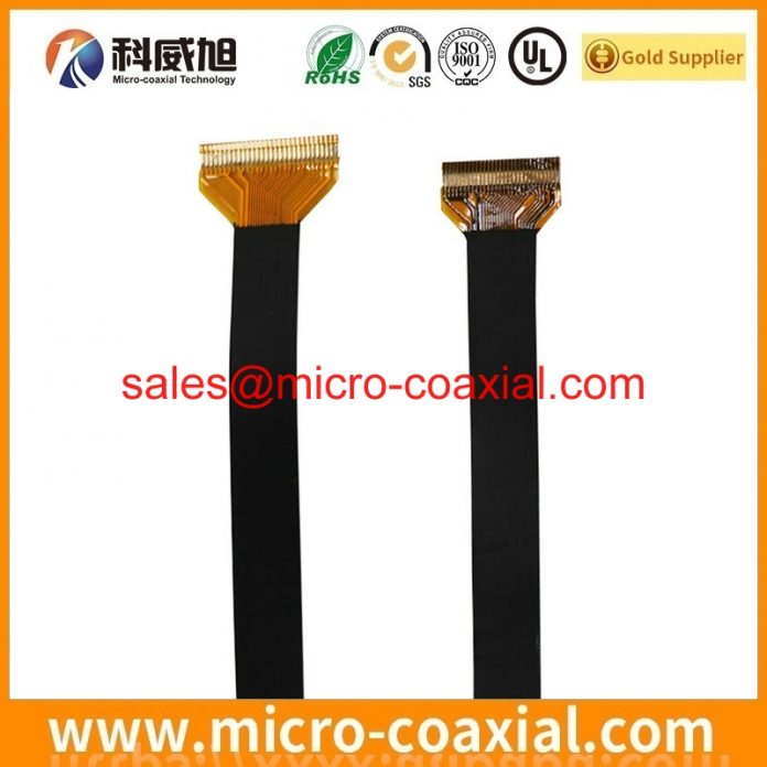 Professional DF36C-15P-0.4SD(51) ultra fine cable Manufactory High quality I-PEX 20438-030T-11 USA factory