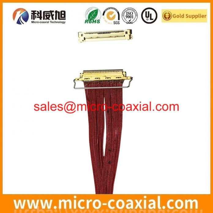 Professional DF80-50P-0.5SD(52) fine pitch connector cable Vendor high-quality FI-JW50C-CGB-S1-90000 Germany factory