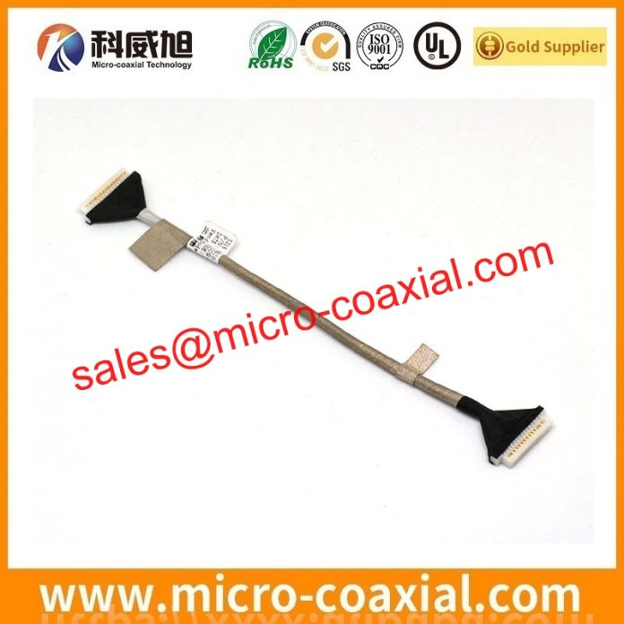 Professional DF81-40P-SHL Micro Coax cable Manufactory High-Quality TMC01-51S-B Chinese factory