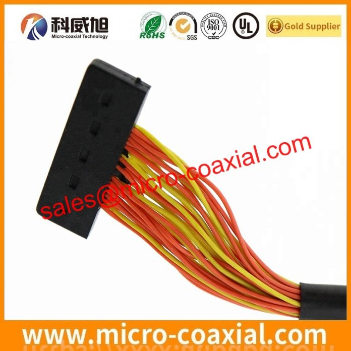 Professional FI-JW40S-VF16C-R3000 fine micro coax cable Provider high-quality FI-WE31P-HFE UK factory