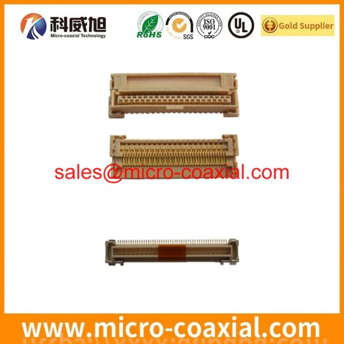 Professional FI-W31S fine micro coaxial cable factory high-quality DF80-40S-0.5V(52) China factory