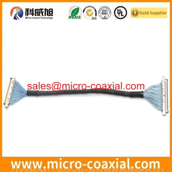 Professional FI-X30SSLA-HF micro coaxial cable Provider High-Quality FI-W31P-HFE Chinese factory