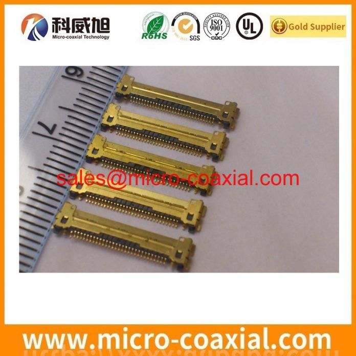 Professional FISE20C00107799-RK Micro-Coax cable Provider high quality I-PEX 20421-021T UK factory