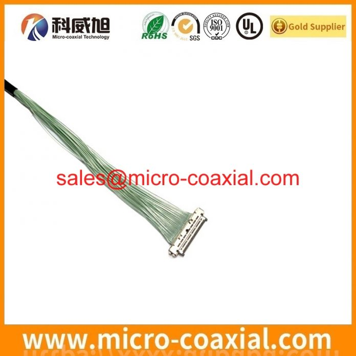 Professional FIX030C00109939-RK micro-miniature coaxial cable provider high quality I-PEX 1653 Chinese factory