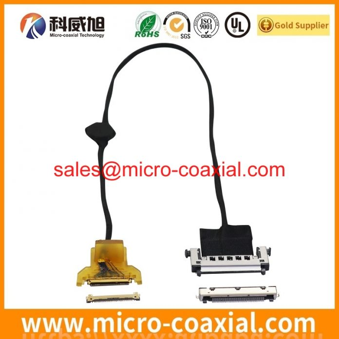Professional FX15M-21S-0.5SH Fine Micro Coax cable provider High Reliability JF08R0R041010UC UK factory