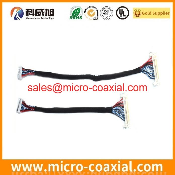 Professional FX15SC-41S-0.5SV(30) micro-miniature coaxial cable manufacturer high quality JF08R051-SH1 UK factory