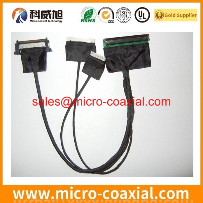 Professional FX16-31S-0.5SH(30) micro coaxial cable vendor High Reliability I-PEX 20679-040T-01 india factory.JPG