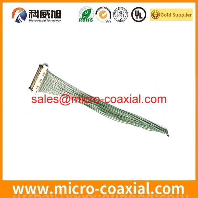Professional I-PEX 20322-032T-11 fine micro coax cable factory high-quality I-PEX 2360-0441F Chinese factory