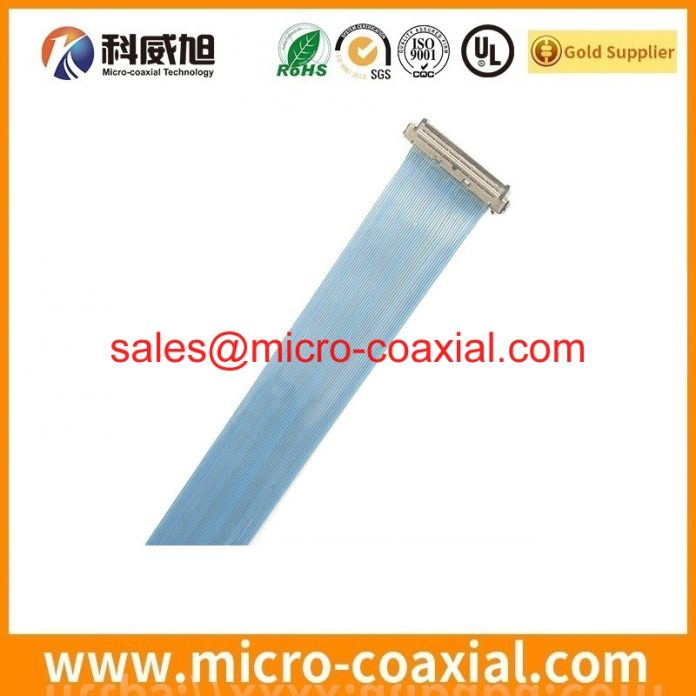 Professional I-PEX 20323-030E-12 board-to-fine coaxial cable manufactory High Reliability XSLS01-40-C Taiwan factory