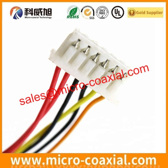 Professional I-PEX 20345 micro coaxial connector cable manufacturing plant High-Quality FI-S2P-HFE Taiwan factory