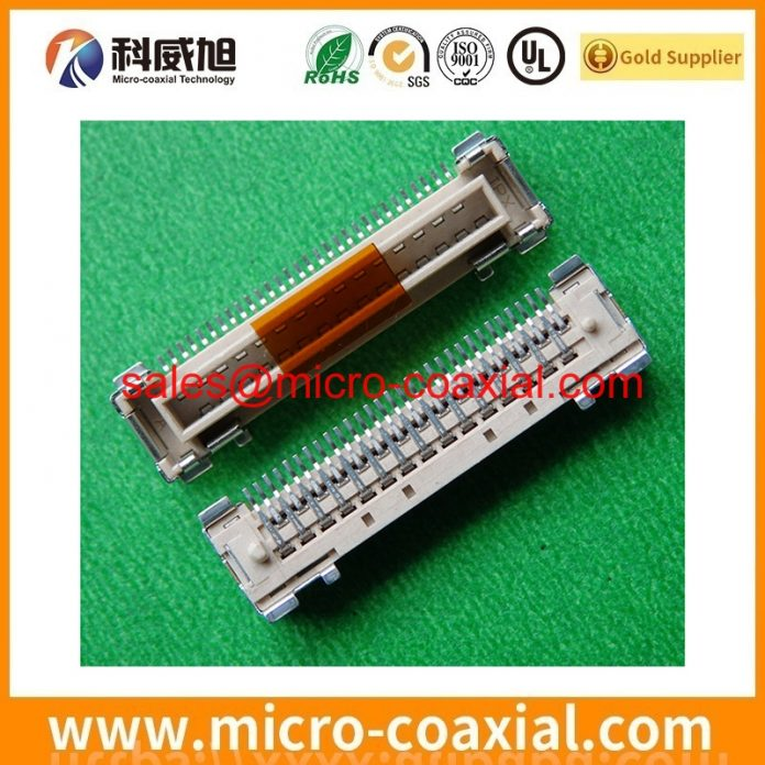 Professional I-PEX 20346-015T-31 ultra fine cable manufacturing plant High Reliability I-PEX 20345-015T-32R UK factory