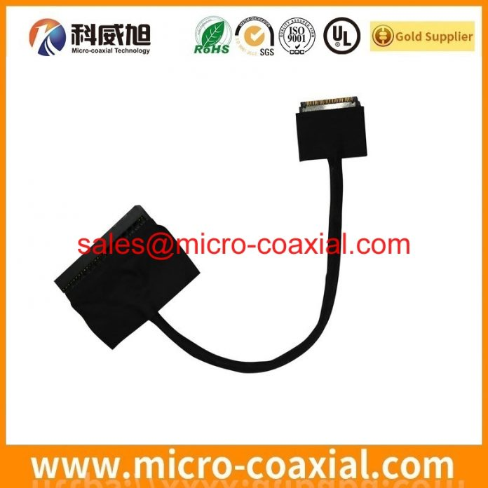 Professional I-PEX 20346-025T-02 Fine Micro Coax cable Factory High quality I-PEX 20833-040T-01-1 india factory