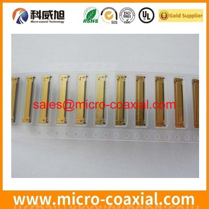 Professional I-PEX 20423-V41E Micro Coaxial cable provider high quality I-PEX 20327-010E-12S UK factory.JPG