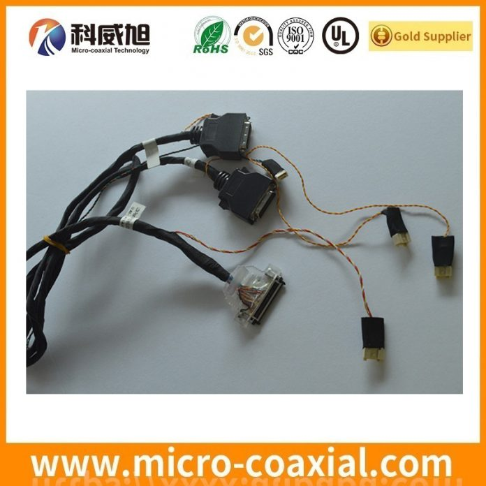 Professional I-PEX 20454-040T fine wire cable manufacturing plant high-quality I-PEX 20679-050T-01 USA factory
