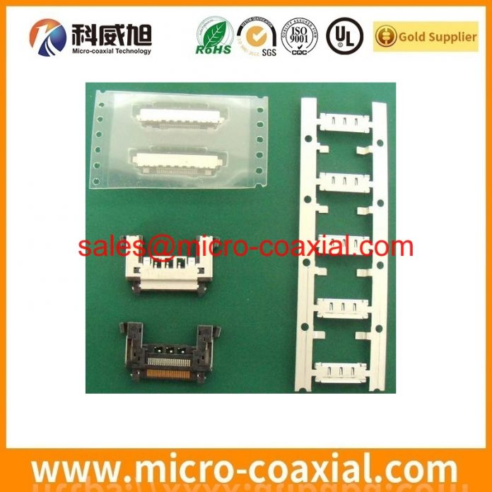 Professional I-PEX 20454 micro-coxial cable Provider High quality FI-RNC3-1B-1E-15000-T Chinese factory.JPG