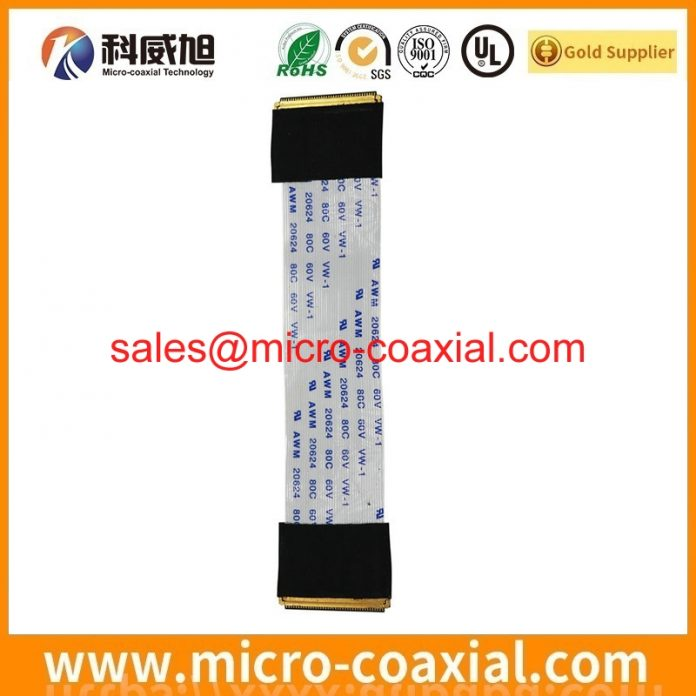 Professional I-PEX 20835 board-to-fine coaxial cable Supplier high quality I-PEX 2030-0301F USA factory